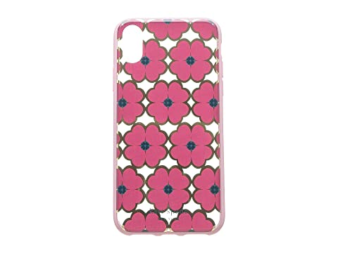 Kate Spade New York Graphic Clover Phone Case For iPhone XS