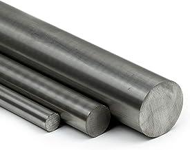 20cm POM Rundstab natur /Ø 80mm - Kunststoffstab auf Zuschnitt L: 200mm