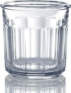 Luminarc Working Glass 14 Ounce DOF, Set of 4, Clear