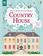 Doll's House Sticker Book Country House (Doll's House Sticker Books)