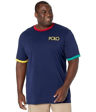 Polo Ralph Lauren Big & Tall Big Tall Logo Jersey T-Shirt