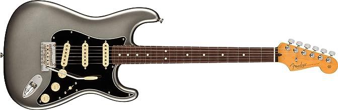 Fender American Professional II Stratocaster, Rosewood Fingerboard - Mercury