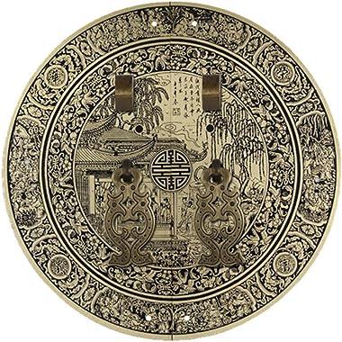 Knocker,Copper Handle Copper Antique Handle Chinese Knocker Door Handle Copper knob Furniture Handles Door Lock Cabinet face