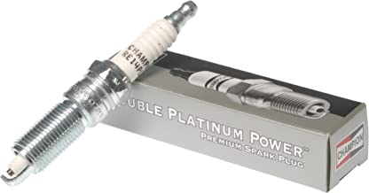 Champion 7963 Double Platinum Power Replacement Spark Plug, (Pack of 1)