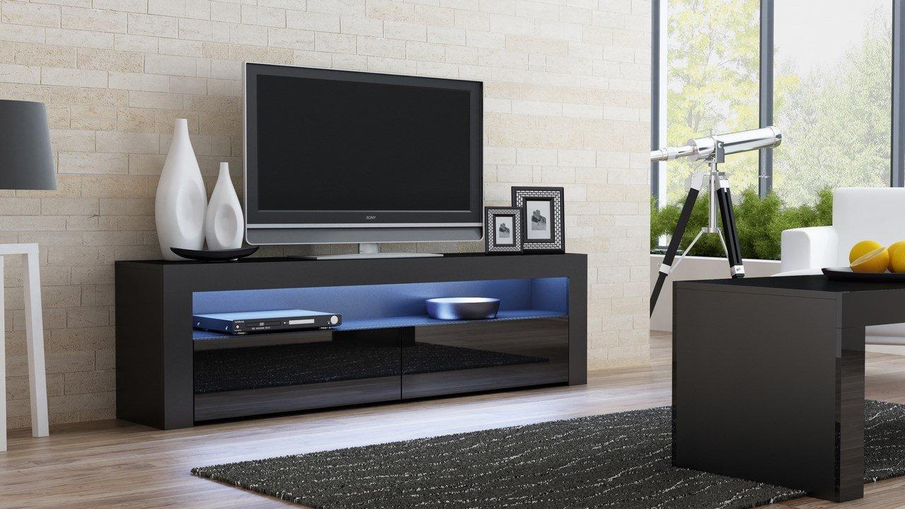 Concept Muebles MULICOLOR 16 RG - Consola de TV para televisores ...
