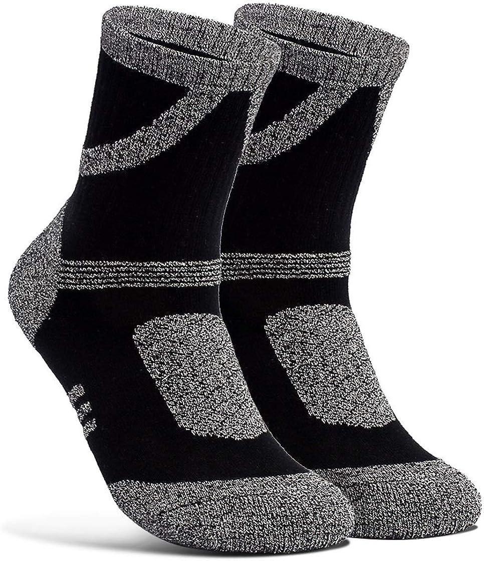 Boy Cotton Socks Trainer Sport Socks Kid Walking Hiking Trekking Socks