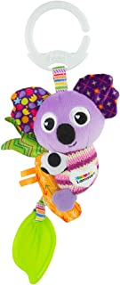 LAMAZE Mini Clip and Go Koala Baby Toy, Clip On Baby Pram Toy and Pushchair Toy, Newborn Sensory Toy for Babies Boys and G...
