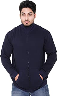 EASY 2 WEAR ® Mens Jackets Navy Blue - Without Hood (Size S to 5XL)