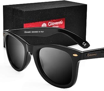 Giovent Unisex Polarized Sunglasses