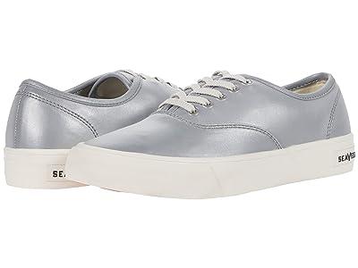 SeaVees Legend Sneaker Reflect Tech (Silver) Women