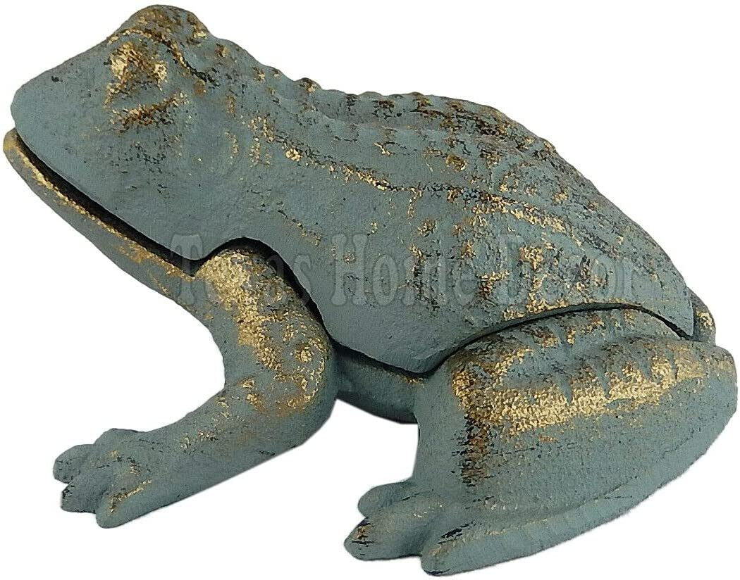 Texas Decor for Sale special price The Soul Max 51% OFF Frog Key Holder Hider Fi Iron Toad Cast