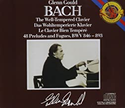 J.S. Bach: The Well-Tempered Clavier Complete 48 Preludes and Fugues BWV 846-893