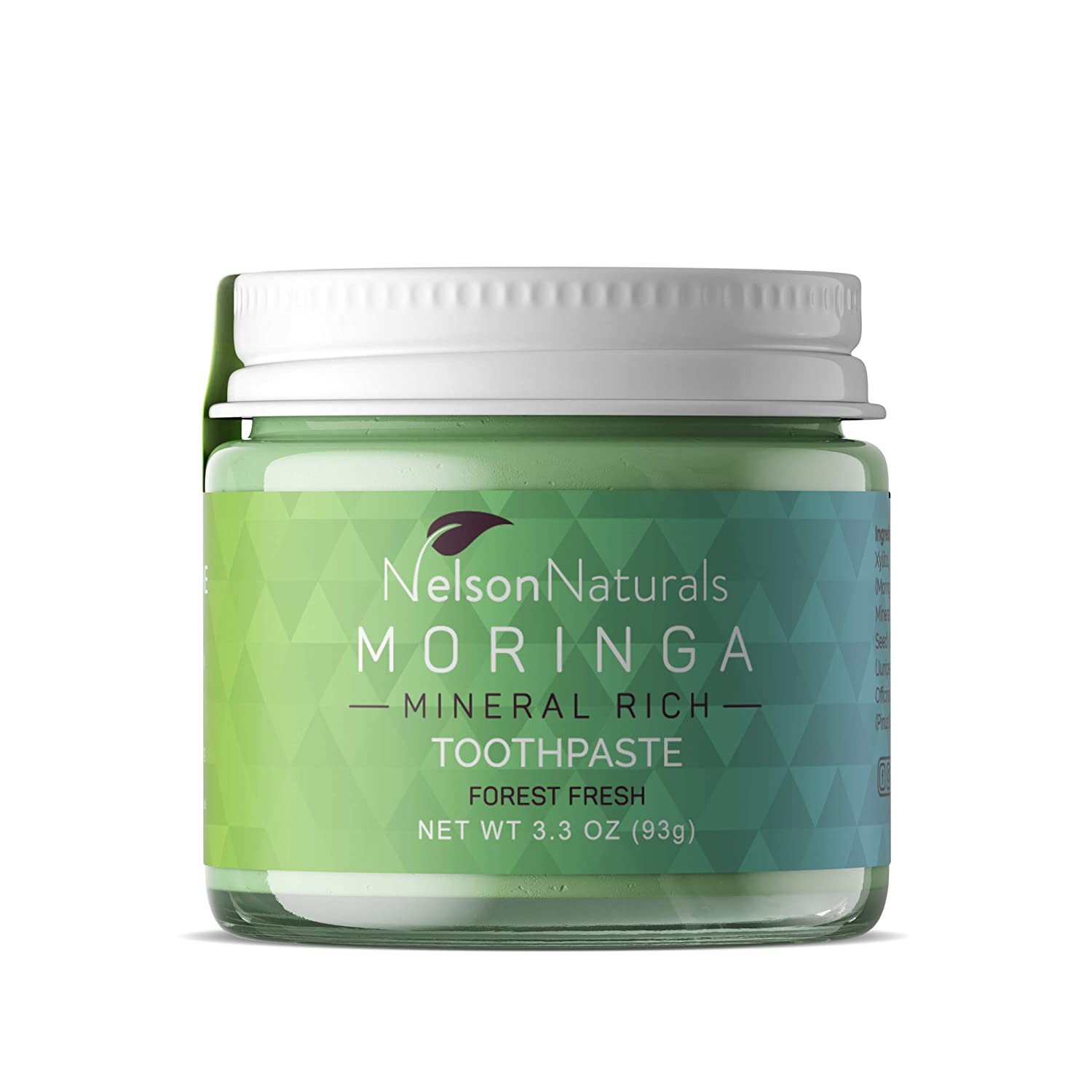 Moringa Mineral Ranking integrated 1st place Rich Fluoride Toothpaste Free Time sale 3.3 oz