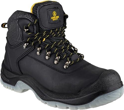 Amblers Mens FS199 Steel Toe & Midsole Safety Stiefel S1-P-SRC