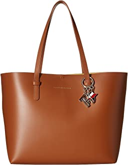 Tommy Hilfiger Tommy Leather Tote