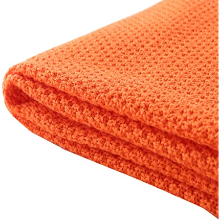 Details about  /Soft Warm 100/% Cotton Cable Knit Throw Blanket for Couch Bed Sofa Home Decor NEW