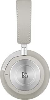 Bang & Olufsen Beoplay H9 3RD Gen Wireless Bluetooth Over-Ear Headphones - Active Noise Cancellation, Transparency Mode, Voice Assistant and Mic, Grey Mist
