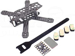 USAQ GT130 130mm Micro FPV Racing Drone Frame for 3