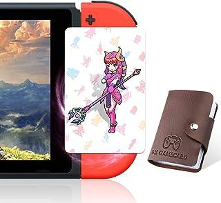Bheddi ゼルダの伝説 NFCゲームカード Wii U対応 24枚セットカード Zelda カードホルダー付き