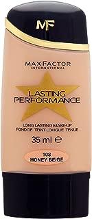 Max Factor Lasting Performance Make-up 108 Honey Beige (3 Pack)