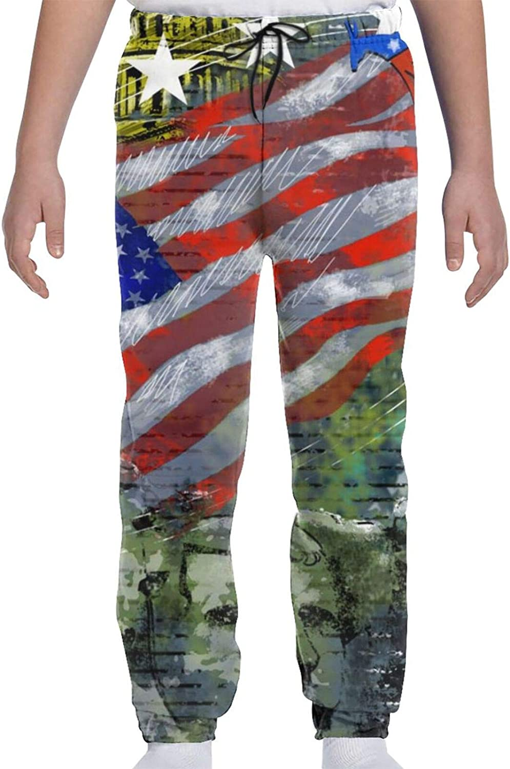 Oomato World Map Blue online shop Youth Teens Latest item Sweatpants 3D Trousers Print