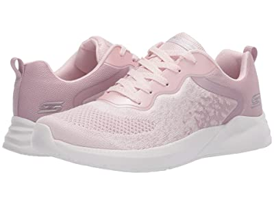 BOBS from SKECHERS Ariana Metro Rocket (Blush) Women