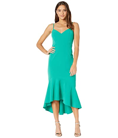 Bardot Lisandra Midi Dress (Greenlake) Women