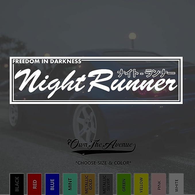 Amazon.com: OwnTheAvenue Night Runner