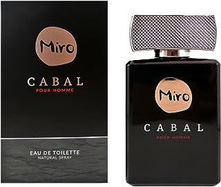 Miro CABAL Eau de Toilette 3 x 75 ml (225 ml)