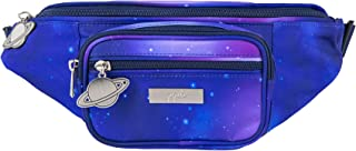 JuJuBe Galaxy Hippie Bag | Travel-Friendly Hippie Outer Space Fanny Pack Bag, Lightweight Fashion Waist Pack Bag with Mess...