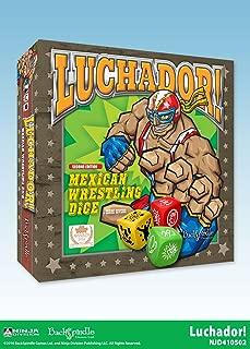 luchador board game