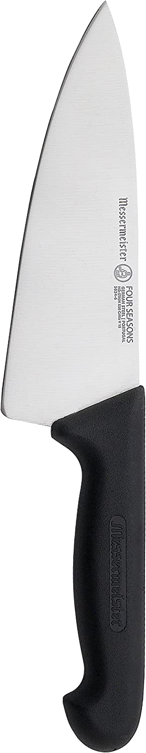 Messermeister Four Max 60% OFF Bombing new work Seasons 6-Inch Knife Chef's