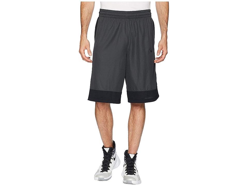 Nike Fastbreak Basketball Short (Anthracite/Black/Black) Men