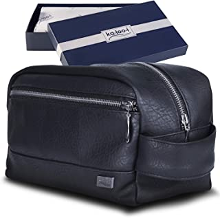 Best leather roll up toiletry bag Reviews