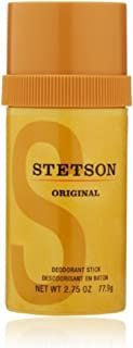 Stetson Stick Deodorant by Stetson, 2.75oz (1 pack)