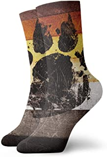 Ocasionales Calcetines,Calcetines Deportivos,Alto Rendimiento Sports Socks,Bear Gay Pride Flag Control De Humedad Calcetines Para Correr Calcetines De Entrenamiento Transpirables Duraderos