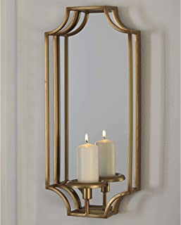 Dumi Wall Sconce Gold Metal