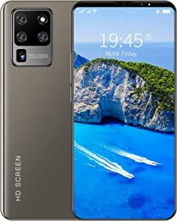4G Mobile Phone, S20 Ultra Smartphones Unlocked, Dual SIM Free Android 10.0 Phones with 6.1 inches Full-Screen, 4GB RAM+64...