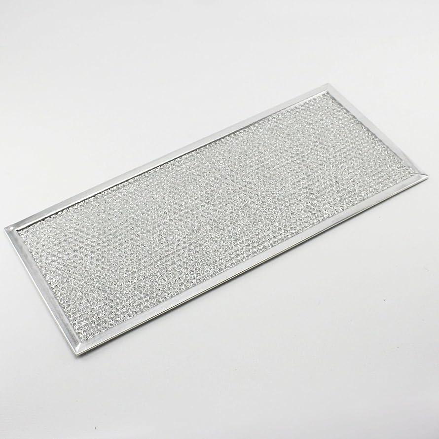 NewPowerGear Range Vent Hood Aluminum Filter Replacement For AP4089172, 1389, 5-80029, 580029, 7-15290, 715290, AH2077593, EA2077593, PS2077593, Y715290