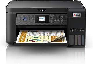 Multifuncional Epson Ecotank L4260 - Tanque de Tinta Colorida, Wi-Fi Direct, Frente e Verso Automático, Bivolt