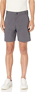 "Amazon Brand - Amazon Essentials Men's Regular-fit Hybrid Tech 7"" Short"