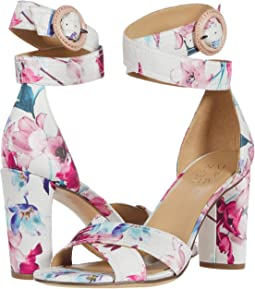 Pink Multi Tulip Fabric