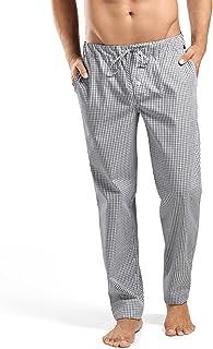 Hanro Men's Night & Day Hose Lang Pyjama Bottoms