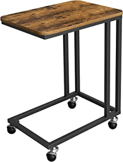 Vasagle LNT50X stolik pomocniczy, stolik do sofy, stolik kaw