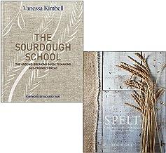 Sourdough School and Spelt 2 Books Collections Set