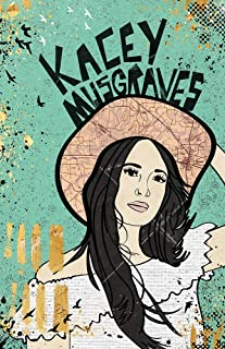 Kacey Musgraves - Pop Art Poster/Wall Art/Limited Edition of 100 / Country/Texas/Singer Songwriter
