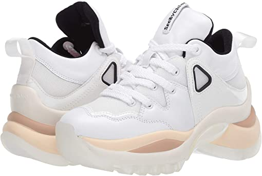Sneaker Calf/Mesh/Eco Patent
