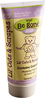 Be Gone™ Lil' Cuts & Scrapes Ointment, 2 Ounces. Natural Calendula Topical Ointment for The Skinned Knees, Scrapes, Scratches, and Cuts of Little Ones.