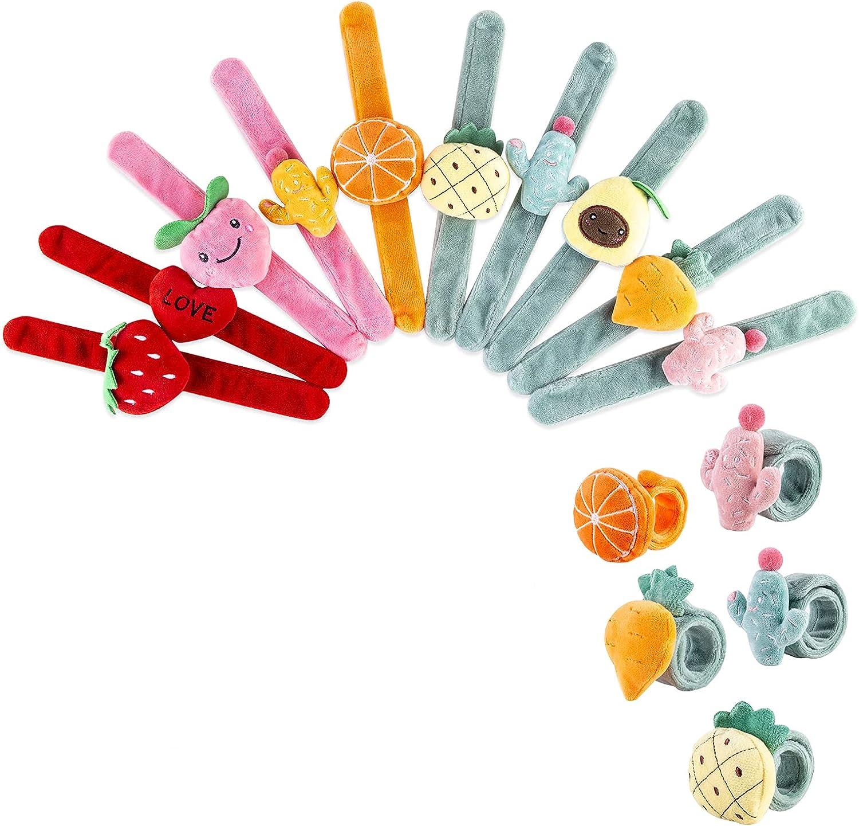 Plush Slap Bracelets Party Favors Birthday Bundle Store Ranking TOP8 Kids for