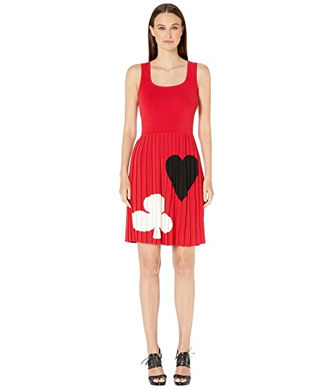 Boutique Moschino Ace Dress